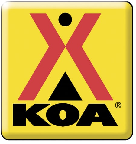 KOA Logo.