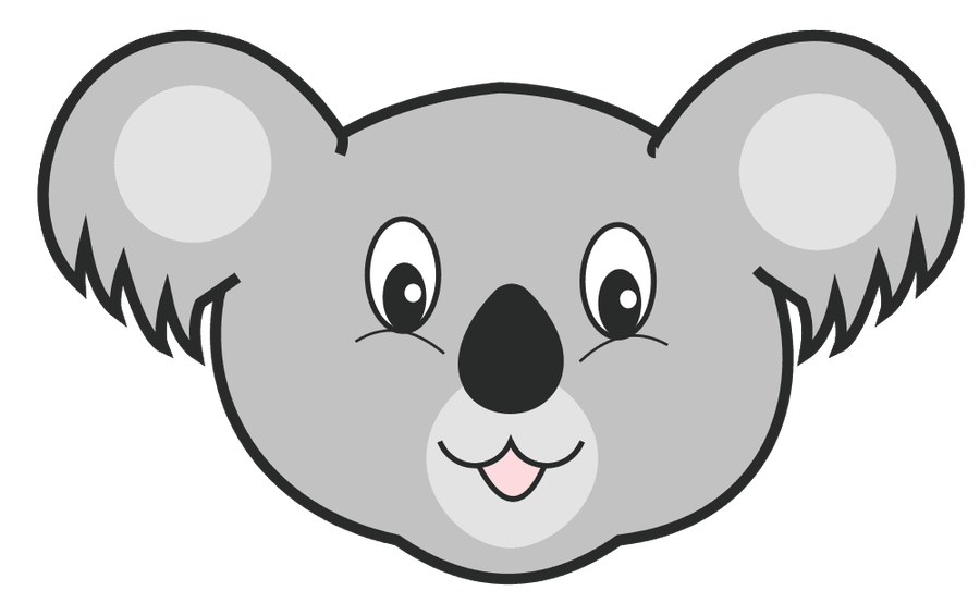 Koala Bear Clipart.