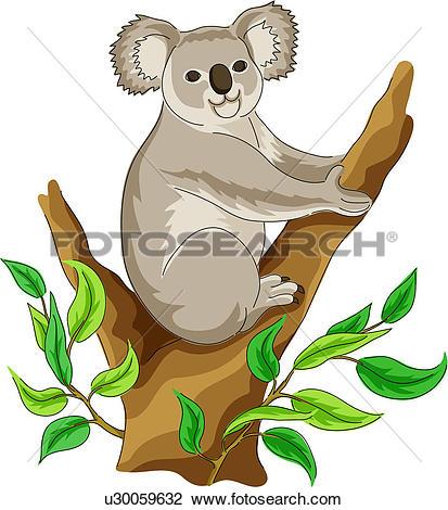 Koala bear Clipart and Illustration. 948 koala bear clip art.