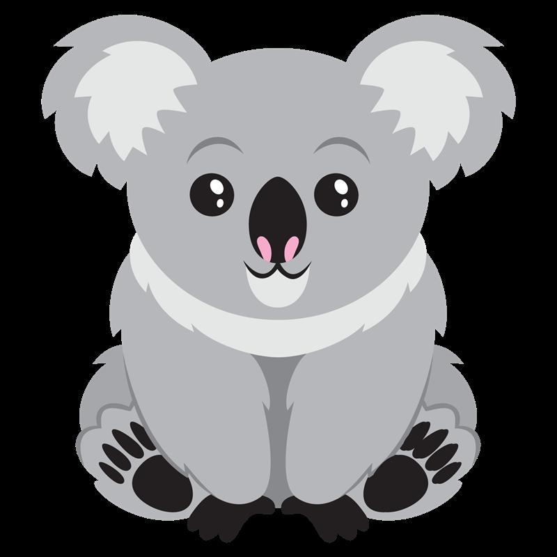 Vector and Koala Clipart 5117 Favorite ClipartFan.com.