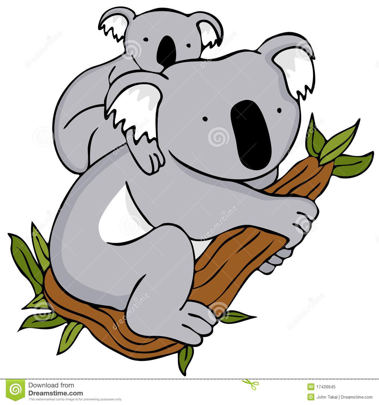 Koala Clip Art Free.