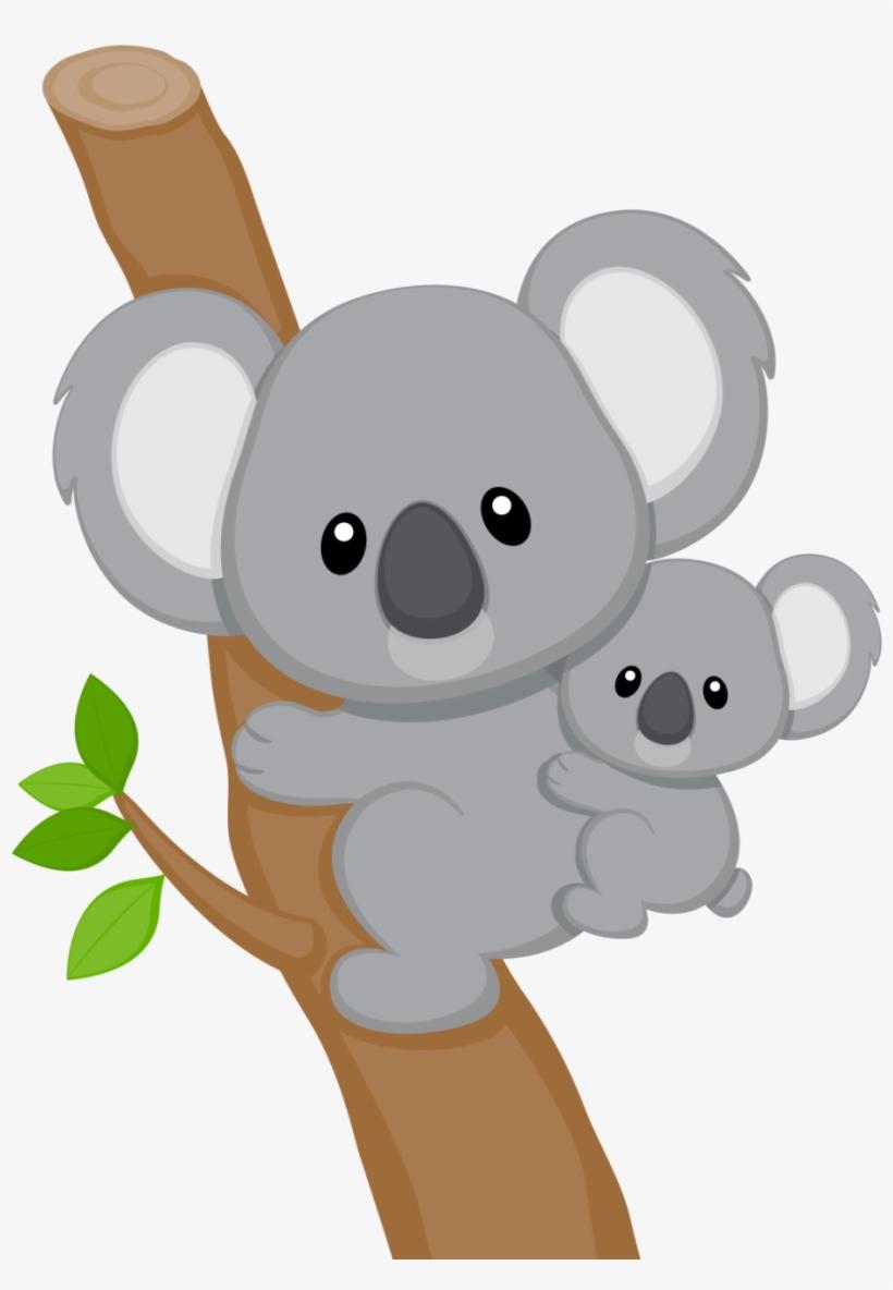 Eucalyptus Clipart Baby Koala.
