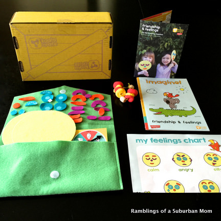 Koala Crate February 2015 Subscription Box Review + Coupon Code.