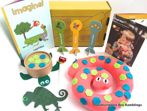Koala Crate August 2015 Subscription Box Review + Coupon Code.