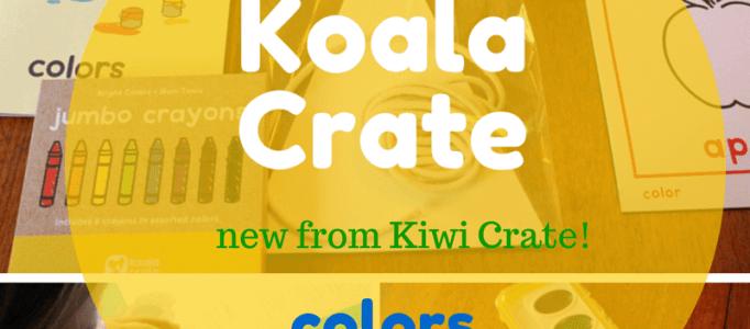 Koala Crate Reviews.