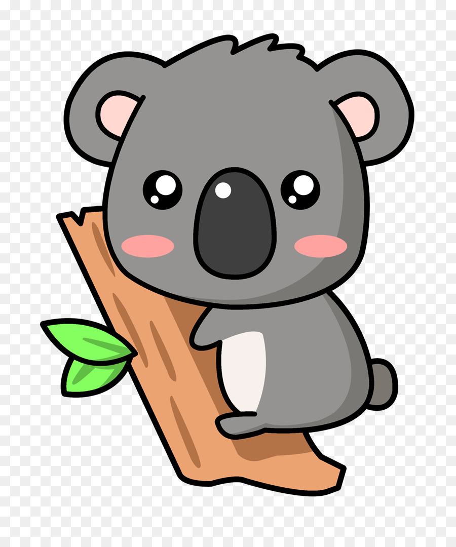 Koala Bear Cartoon Drawing at GetDrawings.com.