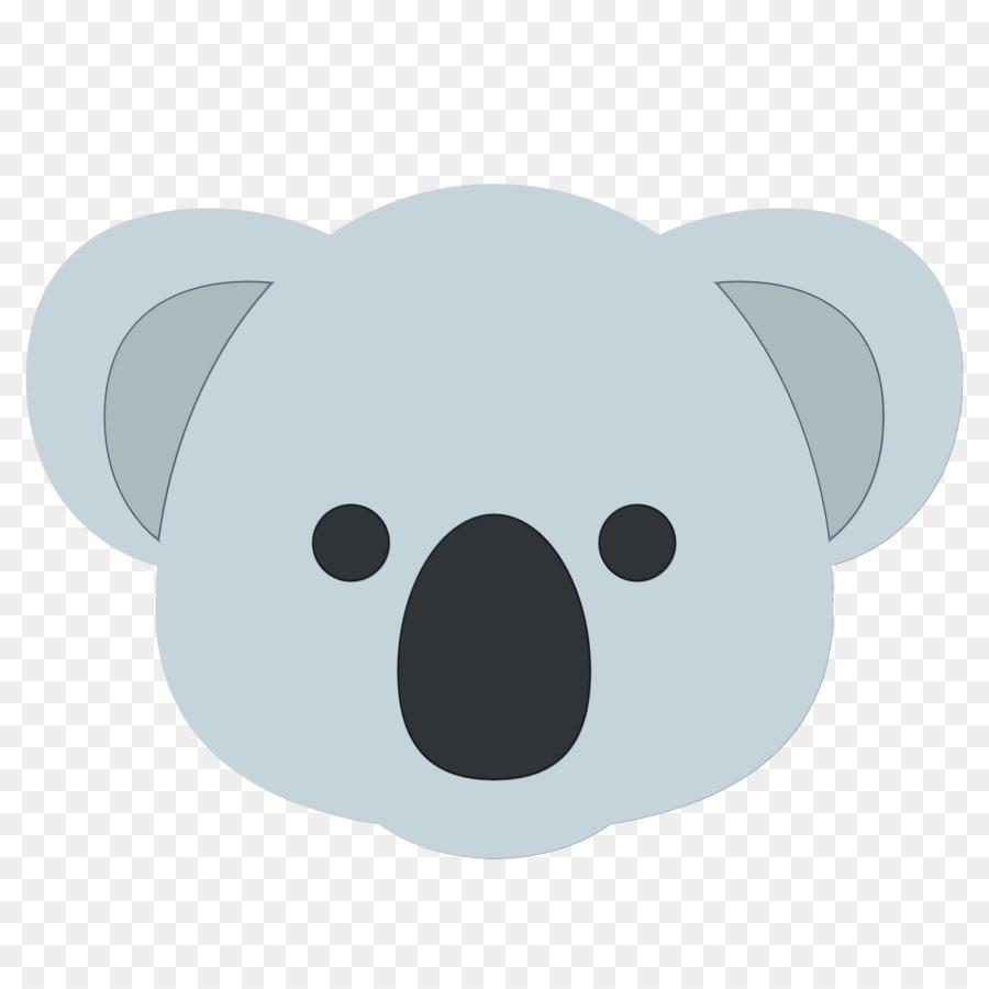Koala Emoji.