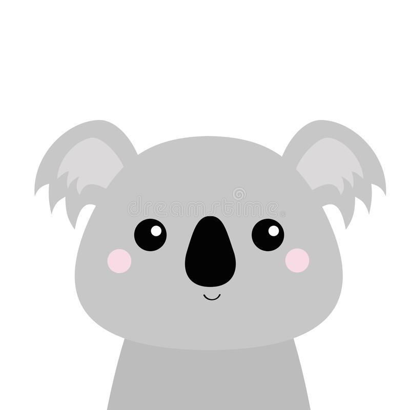 Koala Silhouette Stock Illustrations.