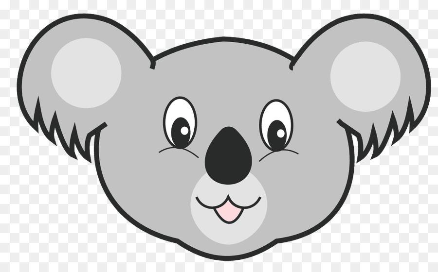 Koala Cartoon png download.
