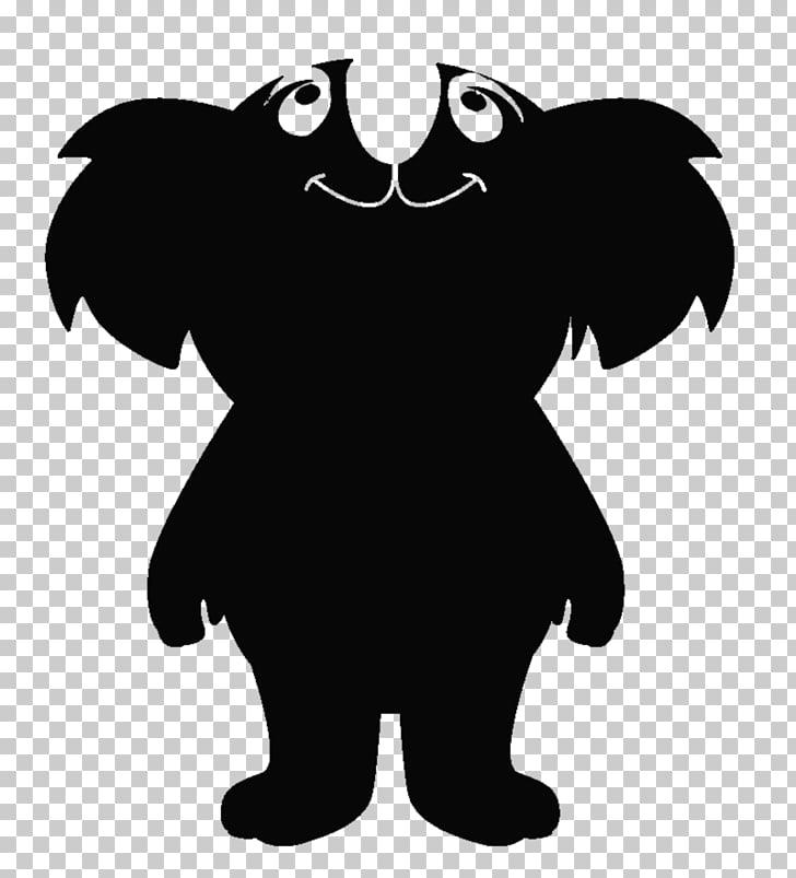Koala Silhouette Elephant, koala PNG clipart.