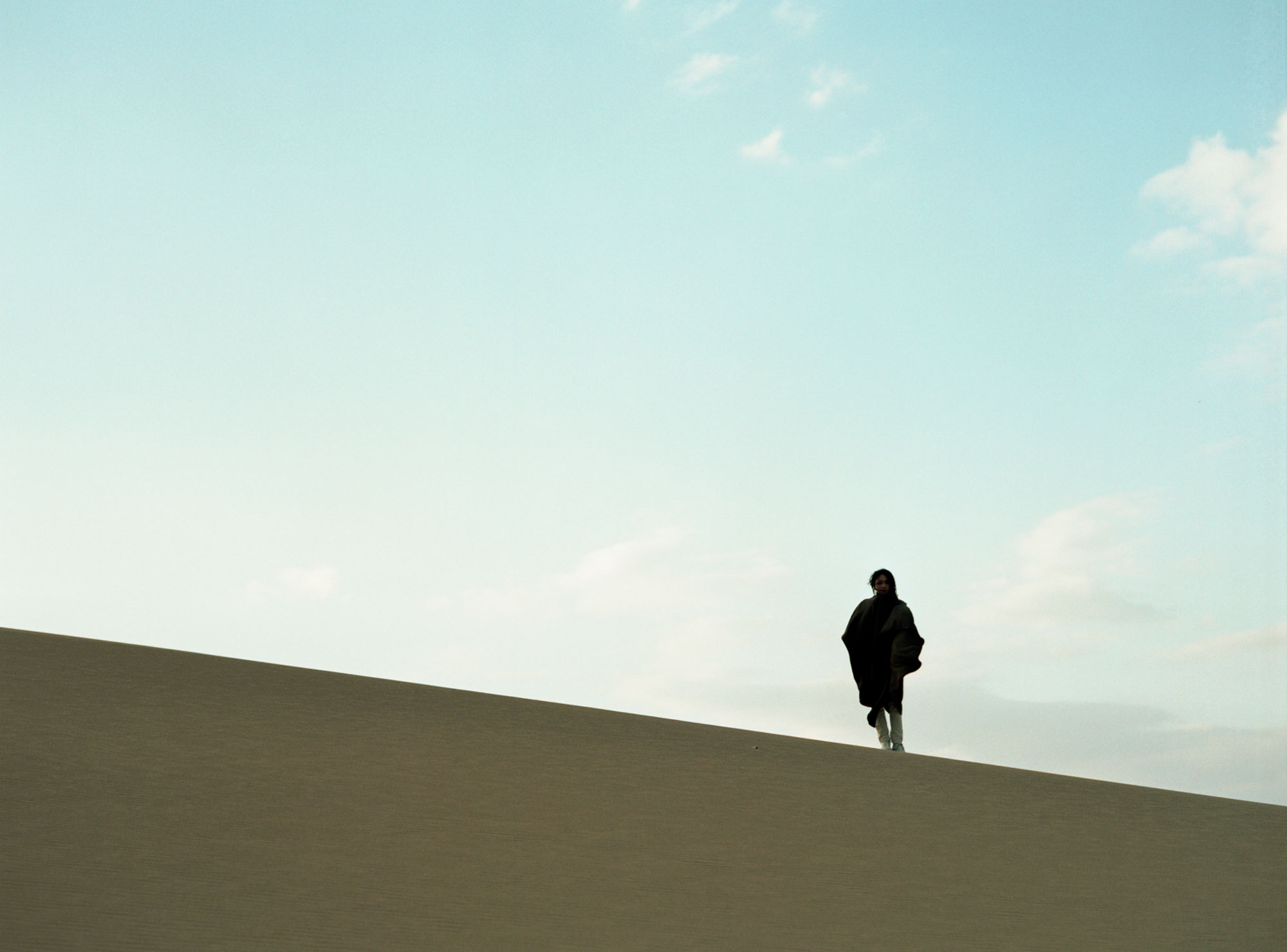 The Woman in the Dunes.