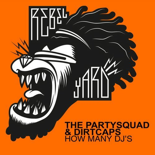 The Partysquad Releases on Beatport.