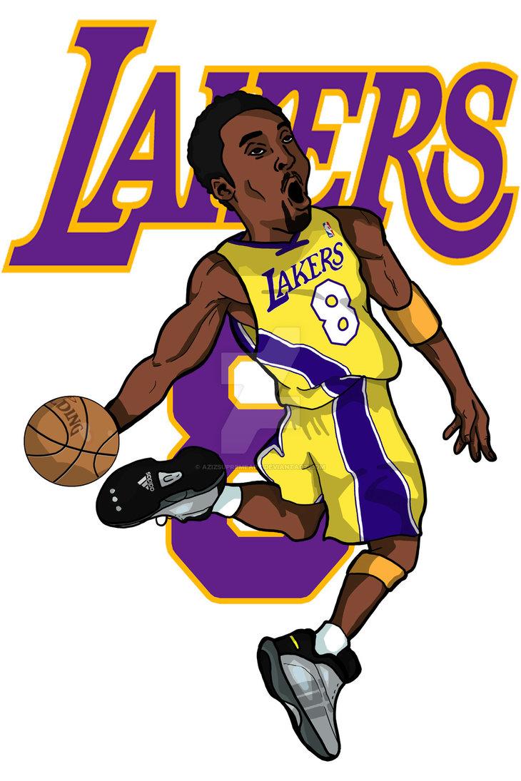 64+ Kobe Bryant Clipart.