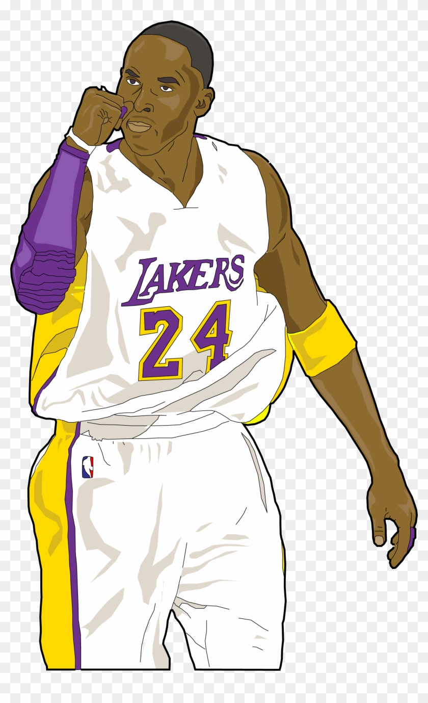 Kobe Bryant Clipart Transparent.