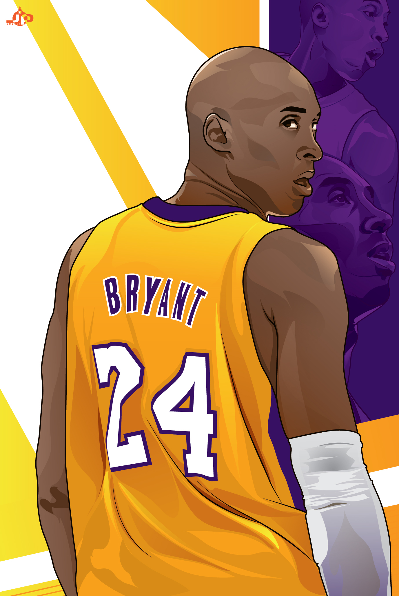81+ Kobe Bryant Clipart.