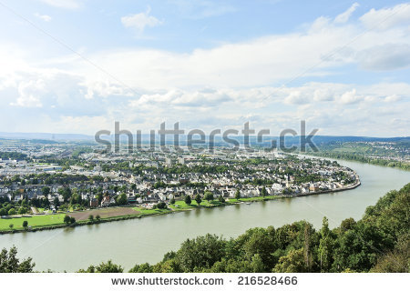 Rhine Valley Stock Photos, Royalty.
