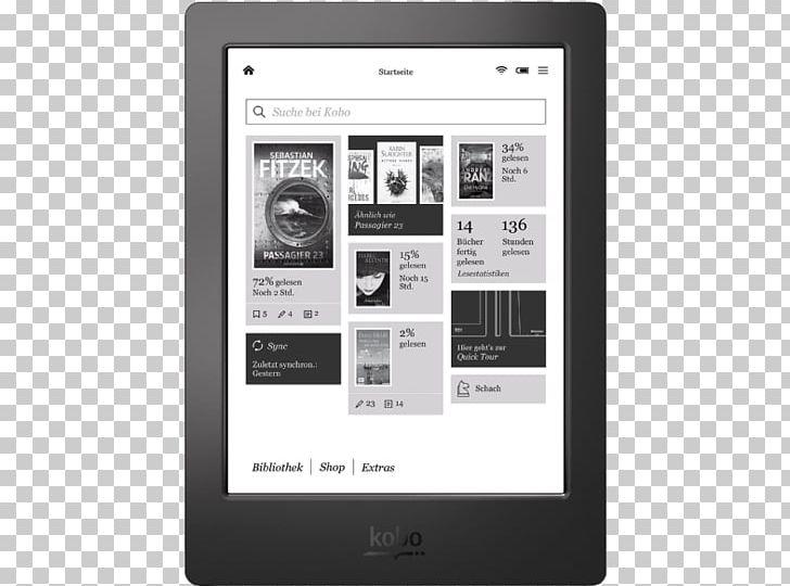 Kobo Aura HD Kobo Glo Kobo Touch Amazon.com PNG, Clipart.