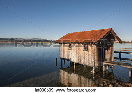Stock Photograph of Germany, Bavaria, Upper Bavaria, View of.