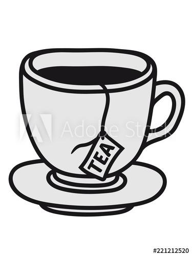 teebeutel glas tasse tee kanne kaffee trinken durst kochen.