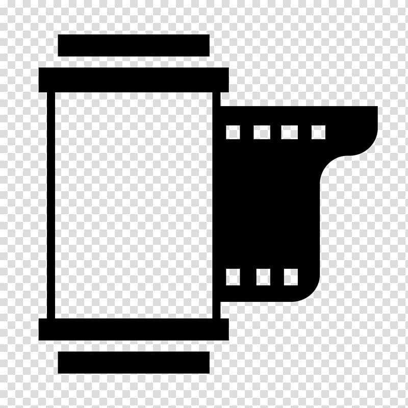 Graphic film Kodak Black and white , film transparent.