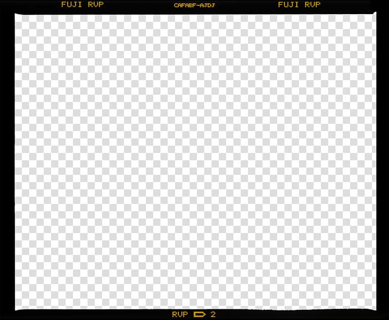 Film Borders FRAMES, square black frame illustration.