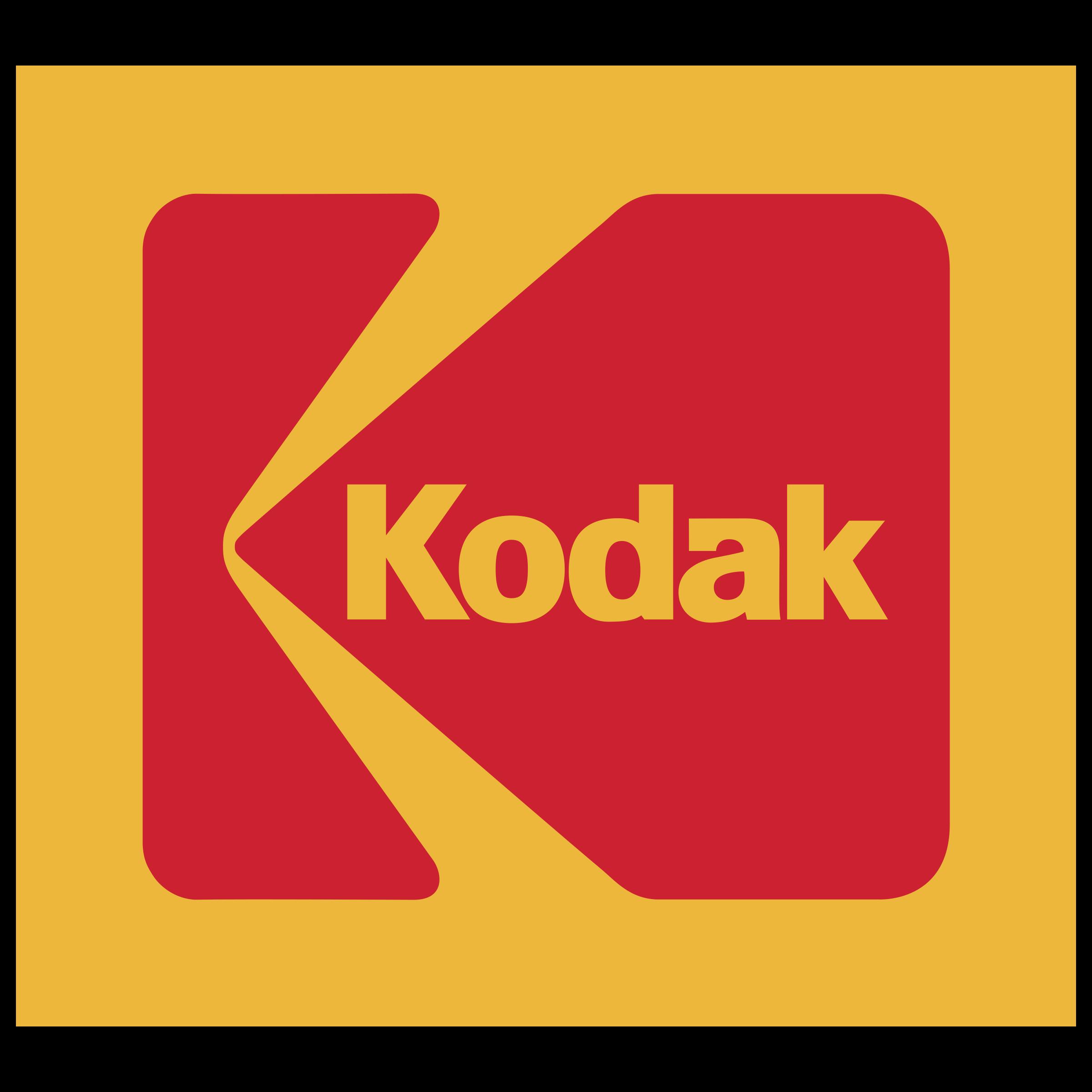 Kodak Logo PNG Transparent & SVG Vector.