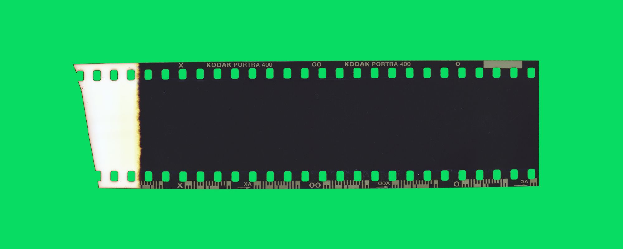 Free Film Strips PNG Overlays.