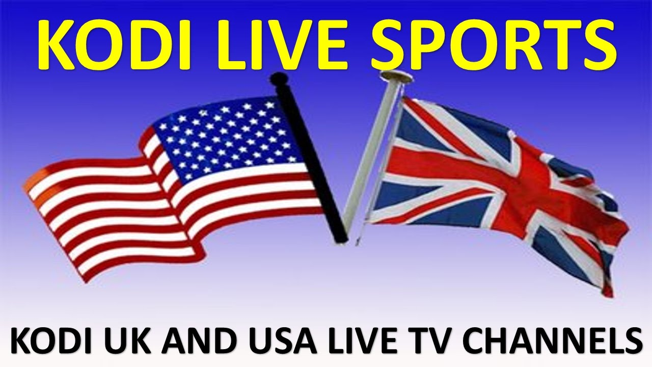 LIVE TV ADDON FOR KODI MARCH 2017.