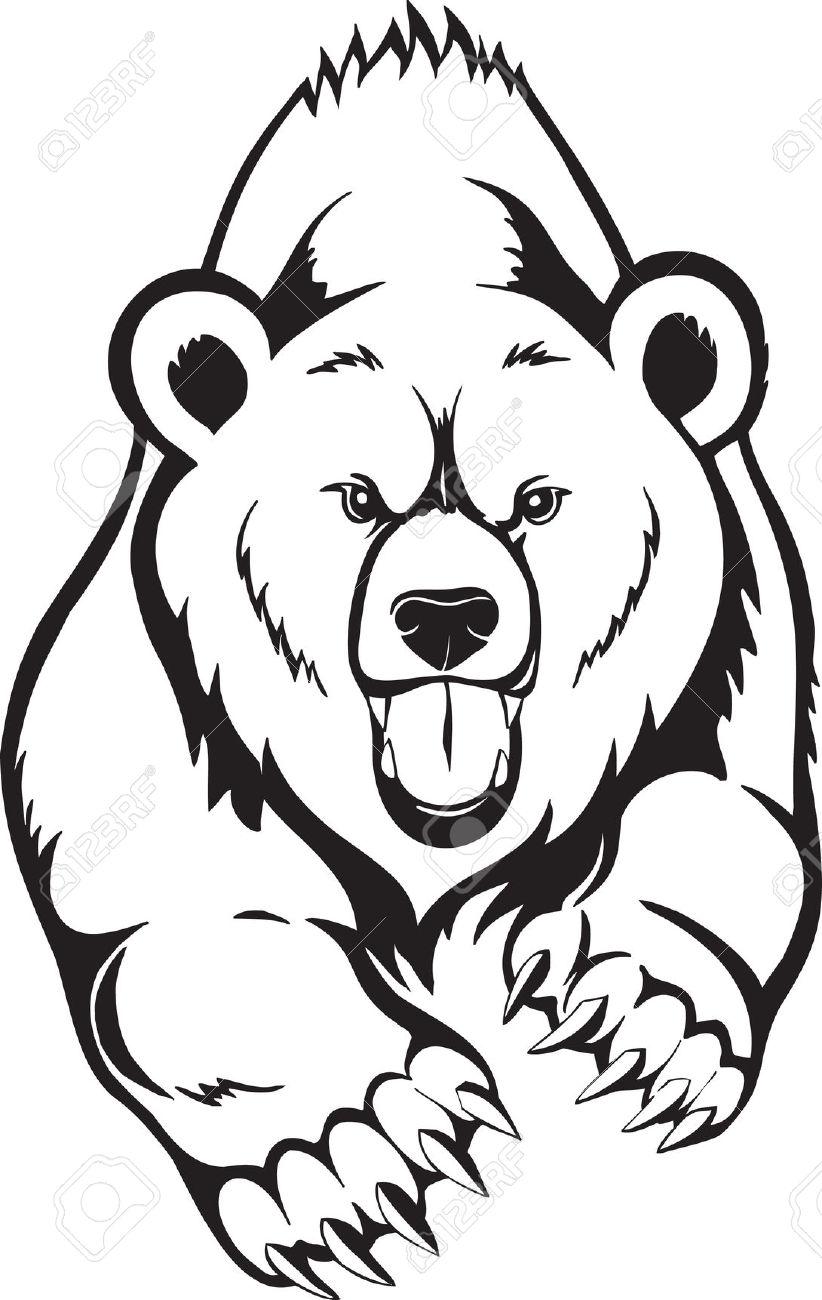 Brown Bear Brown Bear Coloring Book