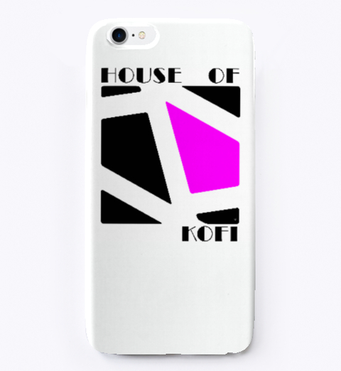 House of Kofi Logo Product Line.