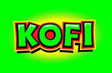 Kofi Logos.