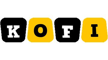 Kofi Logo.