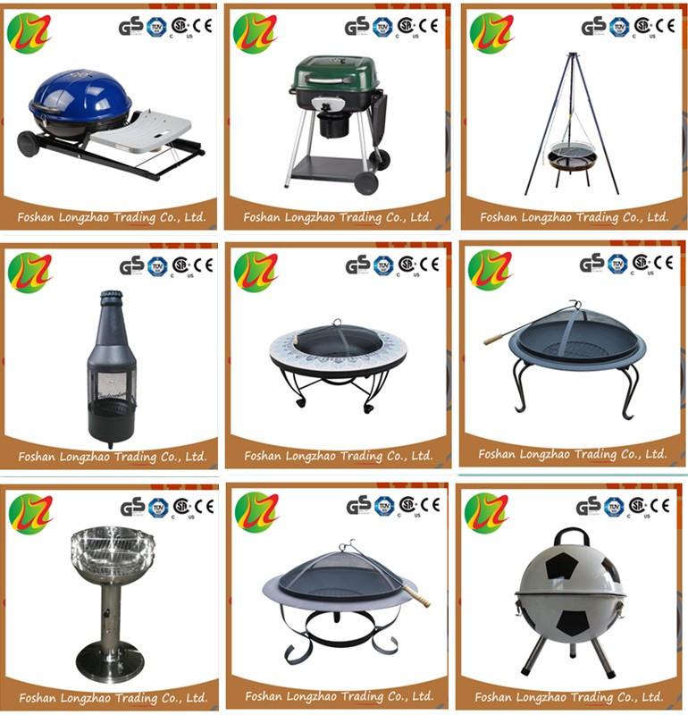 Barbecue Estufa De Carbon Grill Kohle.