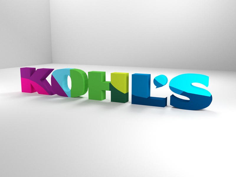 Kohl\'s Logo by David Melendez on Dribbble.