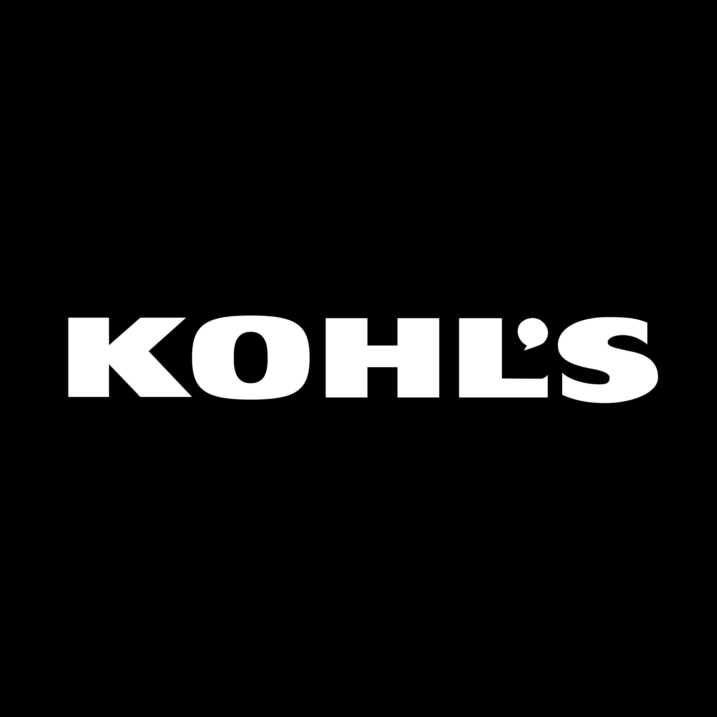 Kohl's Logo PNG Transparent & SVG Vector.
