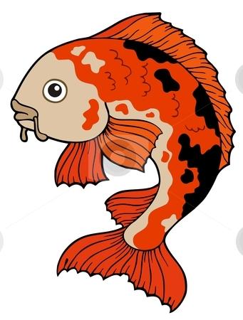 Clipart koi fish.