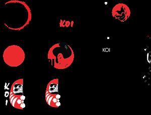 koi Logo Vector (.PDF) Free Download.