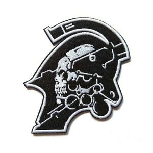 Details about Kojima Logo Death Stranding Metal Gear Solid MGS Badge Iron  On Patch.