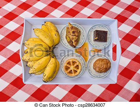 Stock Photography of Sinhala And Tamil New Year Sweets.