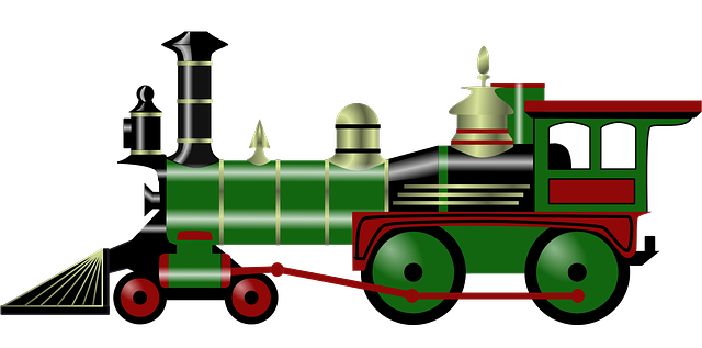 Free to Use & Public Domain Locomotive Clip Art.