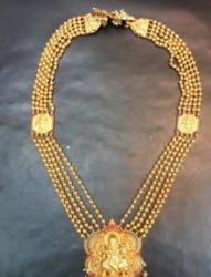 Gold Necklace in Kolhapur, सोने का हार, कोल्हापुर.