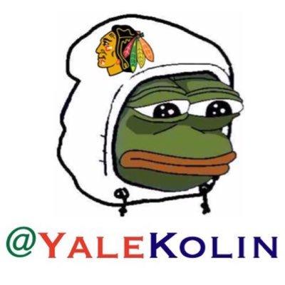 Yale Kolin (@YaleKolin).