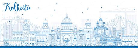 Kolkata Stock Illustrations.