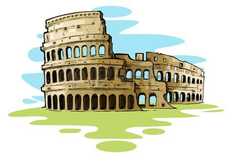 2,230 Rome Colosseum Stock Illustrations, Cliparts And Royalty.