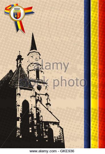 Romania Transylvania Klausenburg Kolozsvar Stock Photos & Romania.