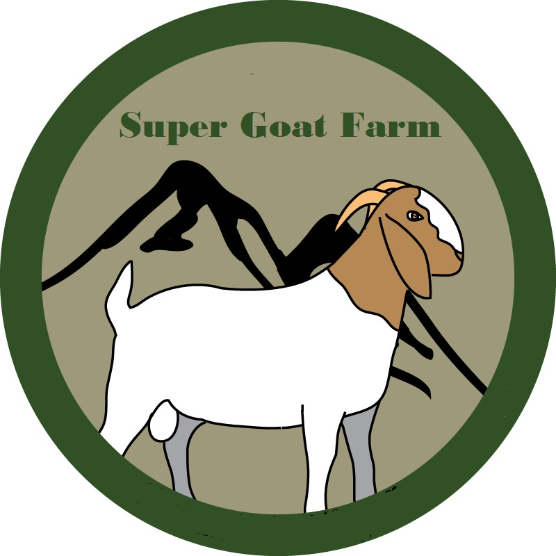 SUPER GOAT FARM.