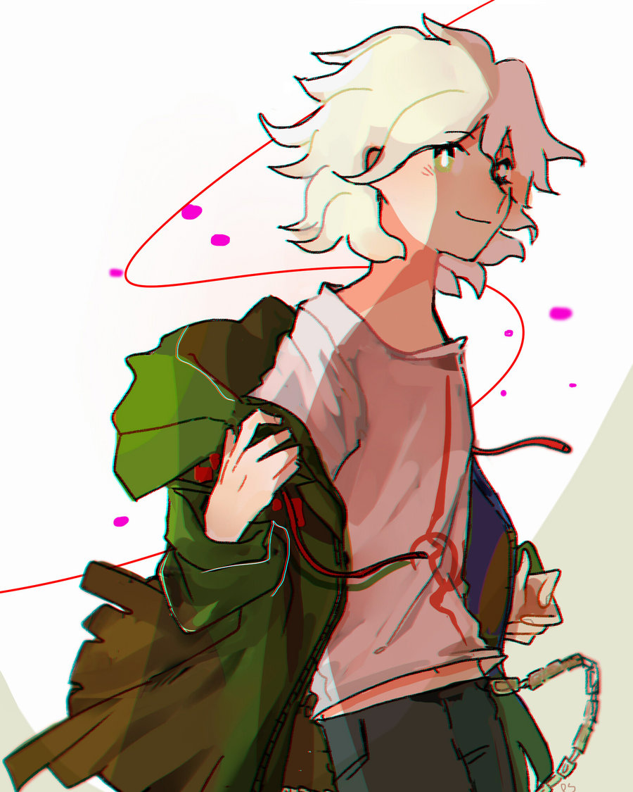 Komaeda Nagito (SDR2) by PotatoDream on DeviantArt.