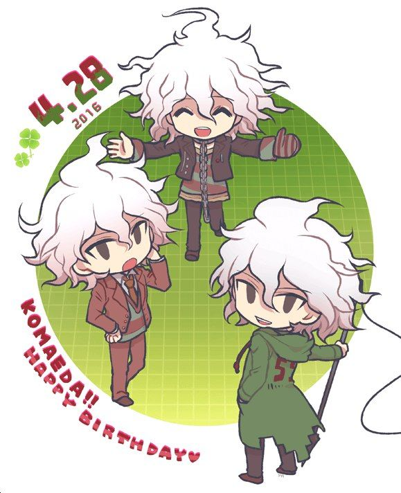99 Best images about Nagito Komaeda on Pinterest.