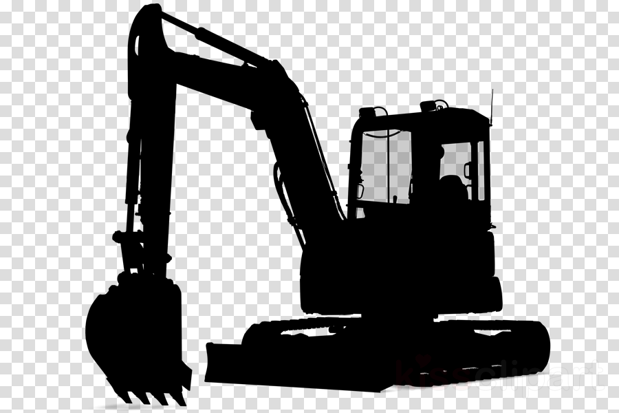 silhouette clipart Komatsu Limited Machine Caterpillar Inc.