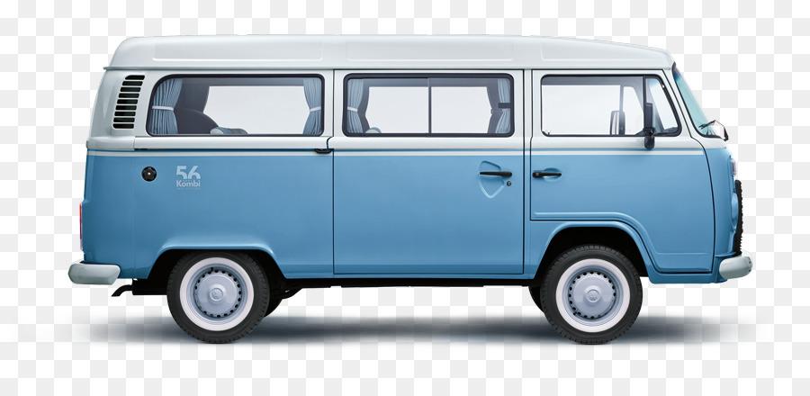 Volkswagen Type 2 Minibus png download.